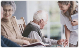 nursing home assistance