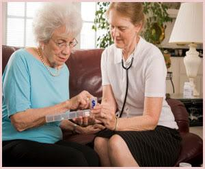 A Pooled Trust can keep a Senior in their Home