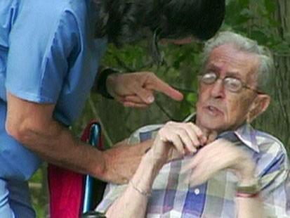 Keep your eyes open for signs of elder abuse