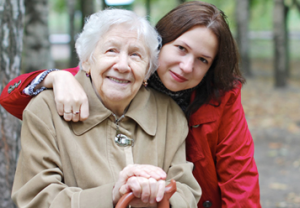 Learn more about how you can take care of your alzheimers inflected parent.