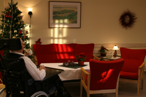 Looking for the right nursing home.